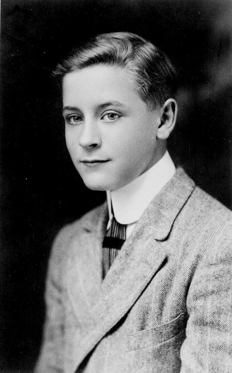 F Scott Fitzgerald Princeton Click on image to return to